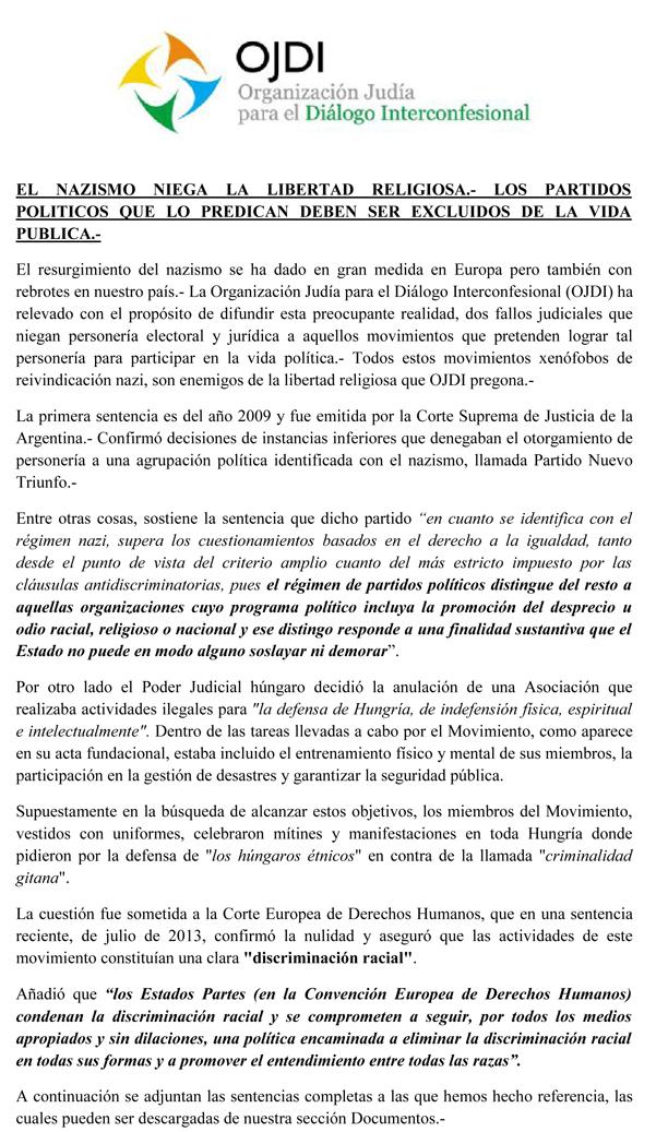 SENTENCIAS DE INTERES COMUNICADO.doc